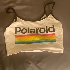 Polaroid top